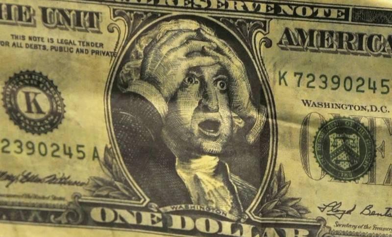 In London wird vorgeschlagen, den Dollar als Reservewährung aufzugeben