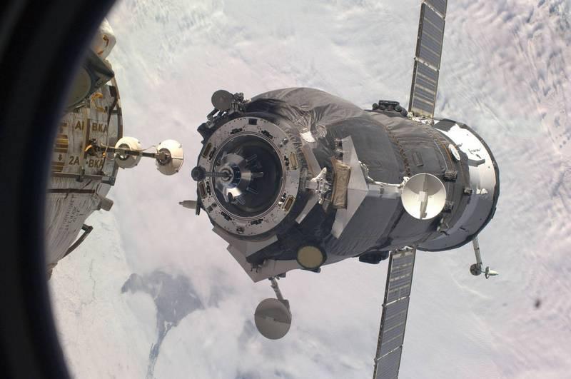 Die NASA erklärt den Grund für das erfolglose Andocken der MS-14 Union an die ISS