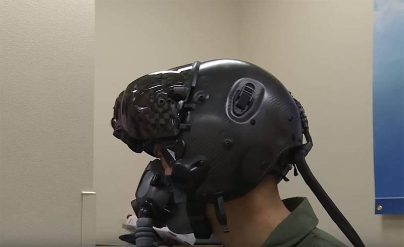 """हेलमेट पायलट F-35 केवल """"कागज पर"""" सस्ता"""