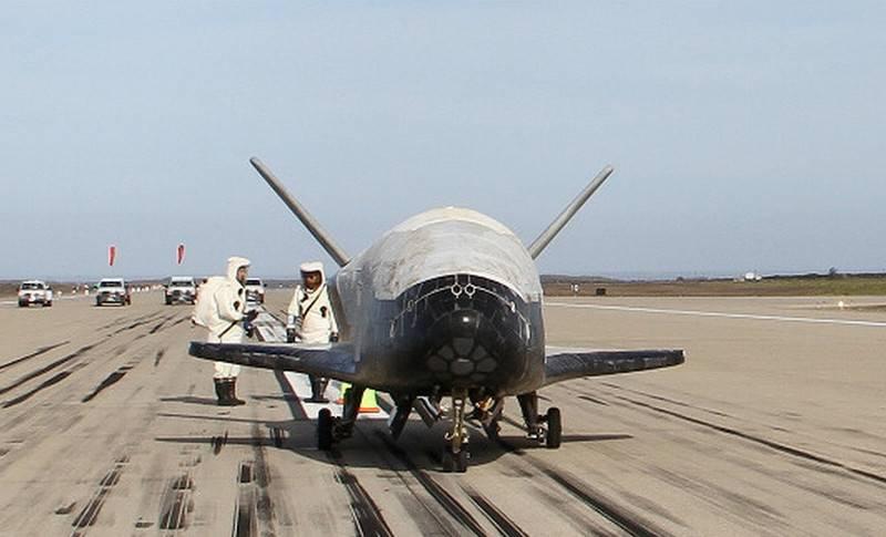 मानव रहित अंतरिक्ष यान बोइंग X-37B ने 700 दिनों से अधिक समय तक अंतरिक्ष में बिताया