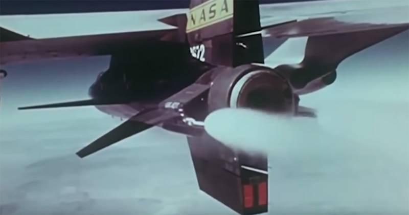 X-15: हाइपरसाउंड के लिए पहला कदम