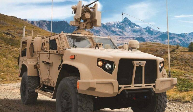 Gli Stati Uniti forniranno alla Lituania il trasporto di veicoli corazzati leggeri 500 M1278A1