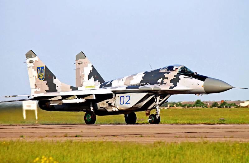 Украина намерена модернизировать свои МиГ-29 с помощью Израиля