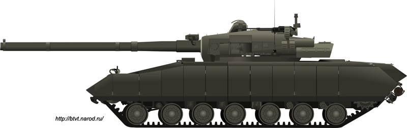 कैलिबर 152 मिमी की बंदूकों के साथ घरेलू टैंक की विशेषताएं