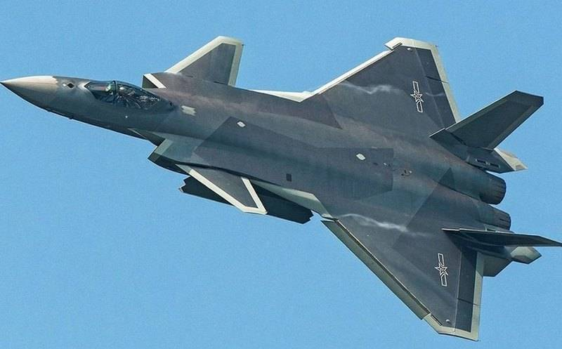 China intends to create a new carrier-based fighter based on the J-20