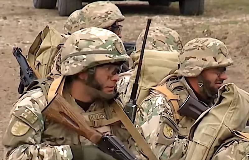 Ossétia do Sul acusa a Geórgia de invasão armada