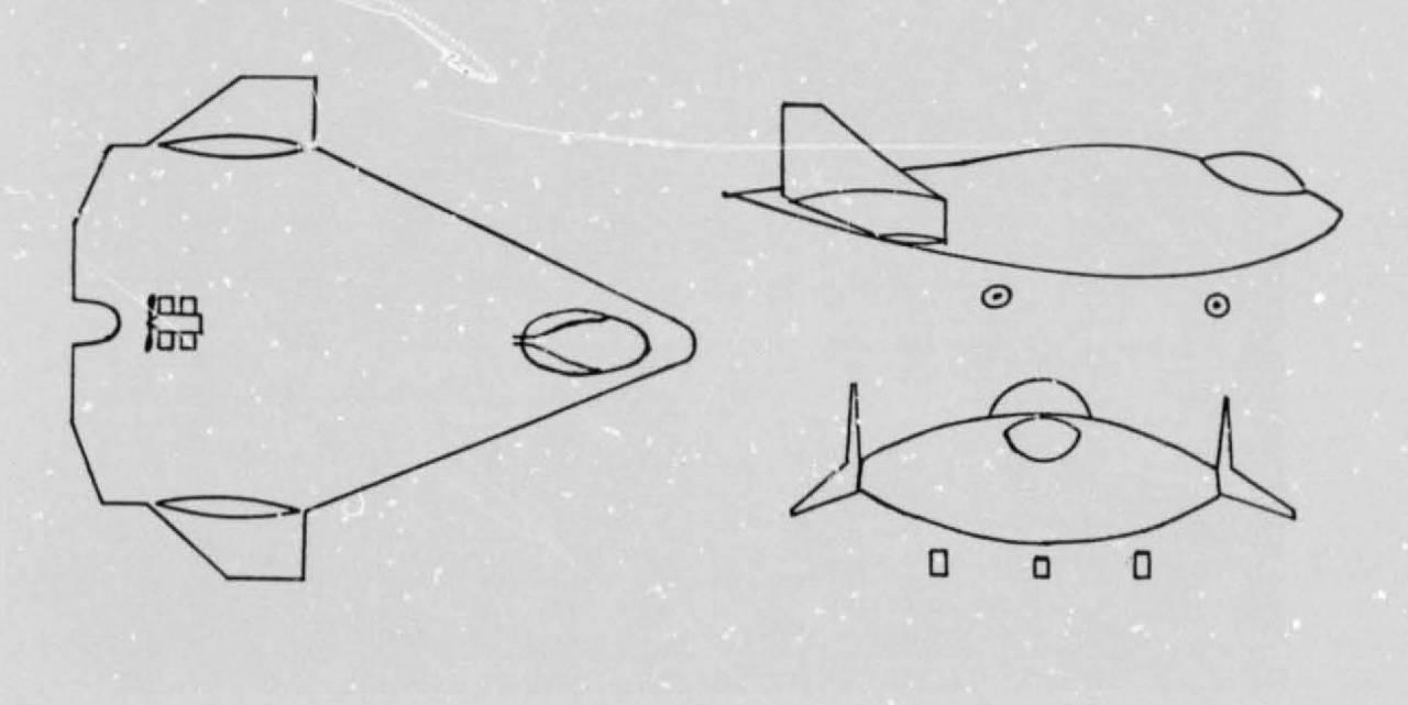 Aereon 26 Experimental Aircraft Usa