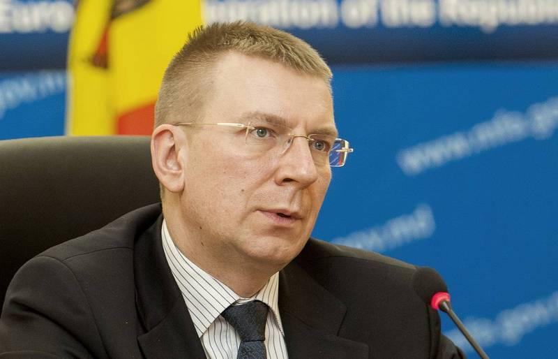 El Ministerio de Asuntos Exteriores de Letonia dijo que las repúblicas bálticas nunca habían formado parte de la URSS.