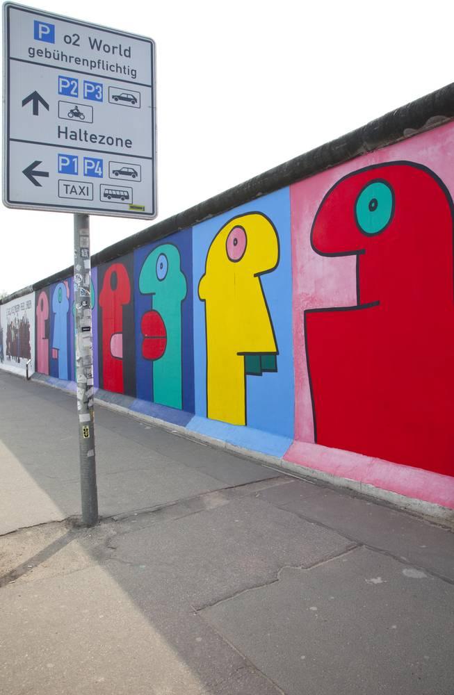 बर्लिन की दीवार कैसे गिरी