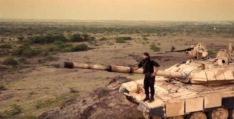 T-90 Hint tankının namlusu nerede kırıldı?