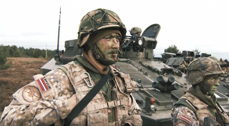 Латвийский генерал: Мы можем удивить Россию уже в первые дни конфликта