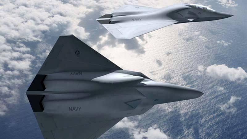 Искусственный интеллект для самолетов будущего по программе Air Combat Evolution