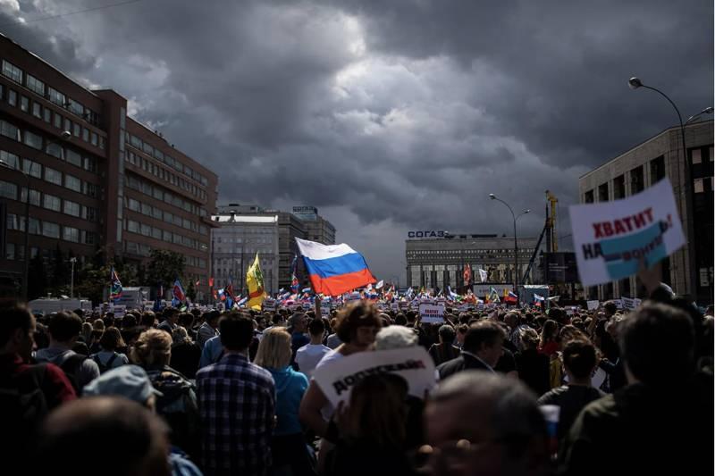 Конец спецпроекта «Навальный»