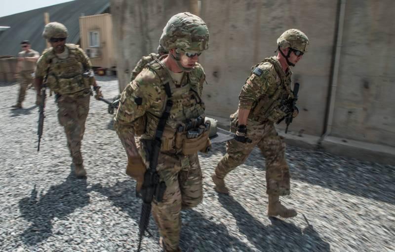 Афганистане Талибан напал на американский конвой. Потери: два 200-х