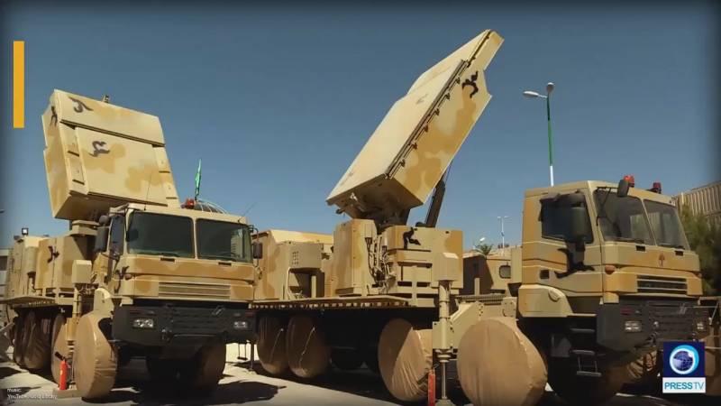 ЗРК «Бавар-373» (Иран) - аналог С-300?