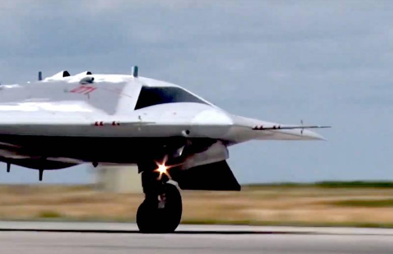 На авиакосмическом салоне «МАКС-2019» объявили о дате начала серийного производства БПЛА С-70 «Охотник»