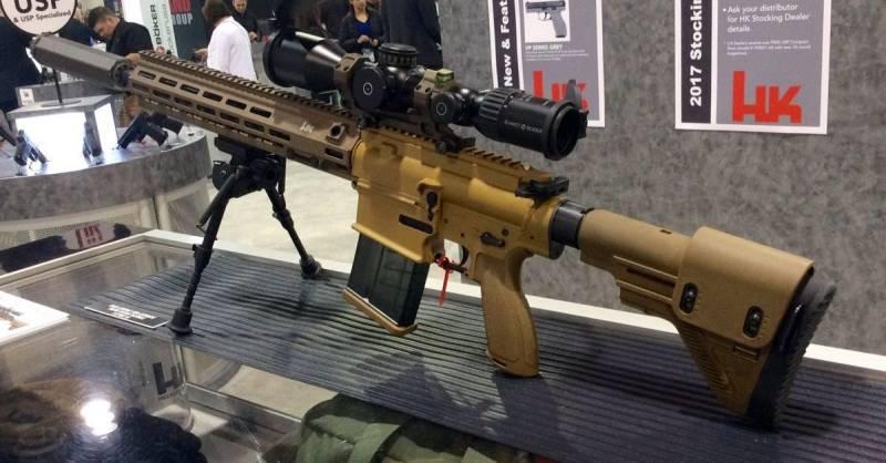 Американские морпехи переходят на «русский» патрон 7,62 мм