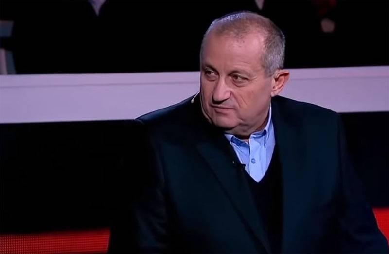 """केडमी और सोलोवोव ने तर्क दिया कि क्या डोनबास """"रूस के लिए शर्म की बात है"""""""