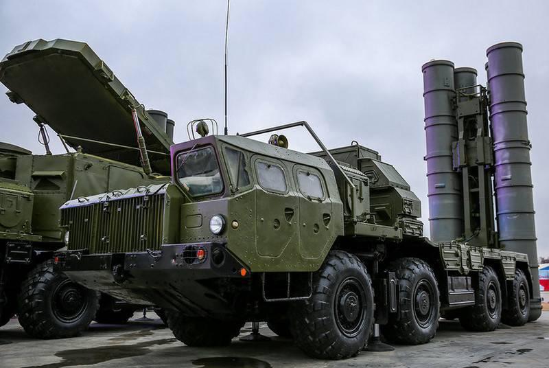 Division of the modernized s-300 entered service ZVO