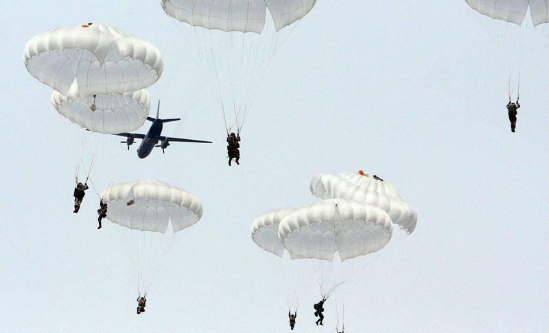 Technodynamics创造了一个降落伞,有助于在飞溅过程中幸存下来