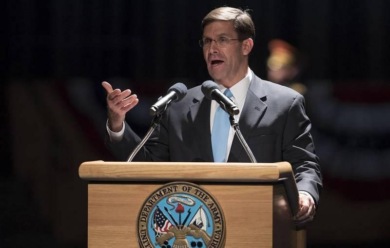 """Chefe do Pentágono critica a Rússia e pede """"não ser amigo"""" da China"""