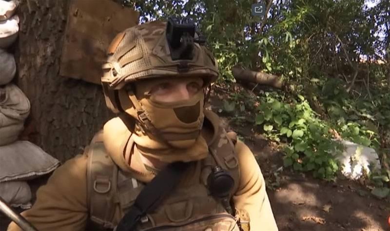 """Боевики """"Азова"""" заявили о продвижении на Светлодарской дуге"""