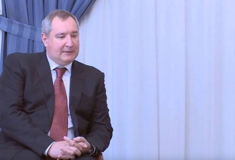 Rogozin: Those who tried to penetrate the object of Roscosmos had not only cameras