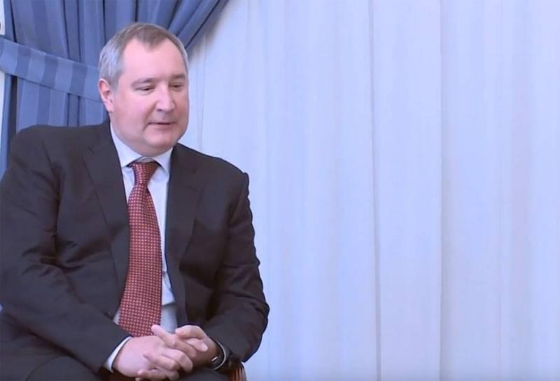 Rogosin: Diejenigen, die versuchten, in das Objekt von Roscosmos einzudringen, hatten nicht nur Kameras