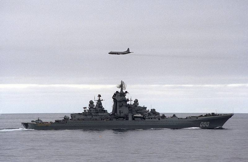The nuclear-powered cruiser Admiral Nakhimov is half ready