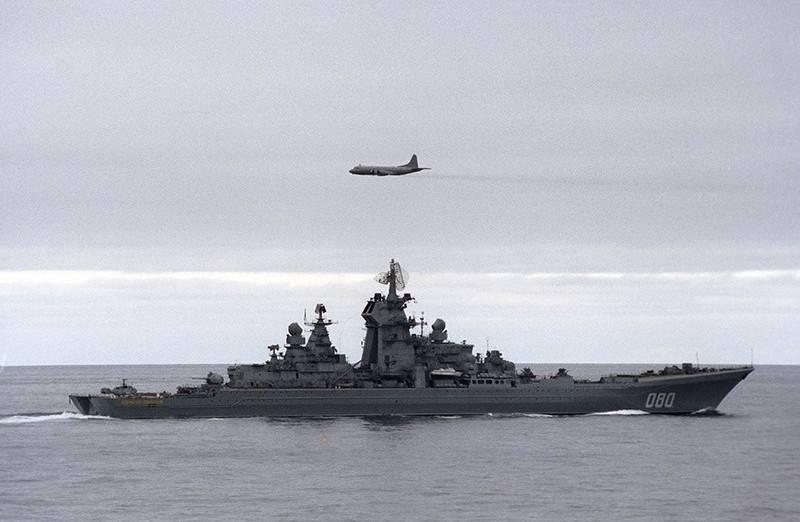 Der Atomkreuzer Admiral Nakhimov ist zur Hälfte fertig