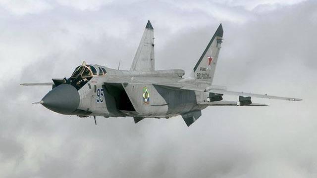 凤凰城(中国)关于MiG-31:俄罗斯的成熟工具