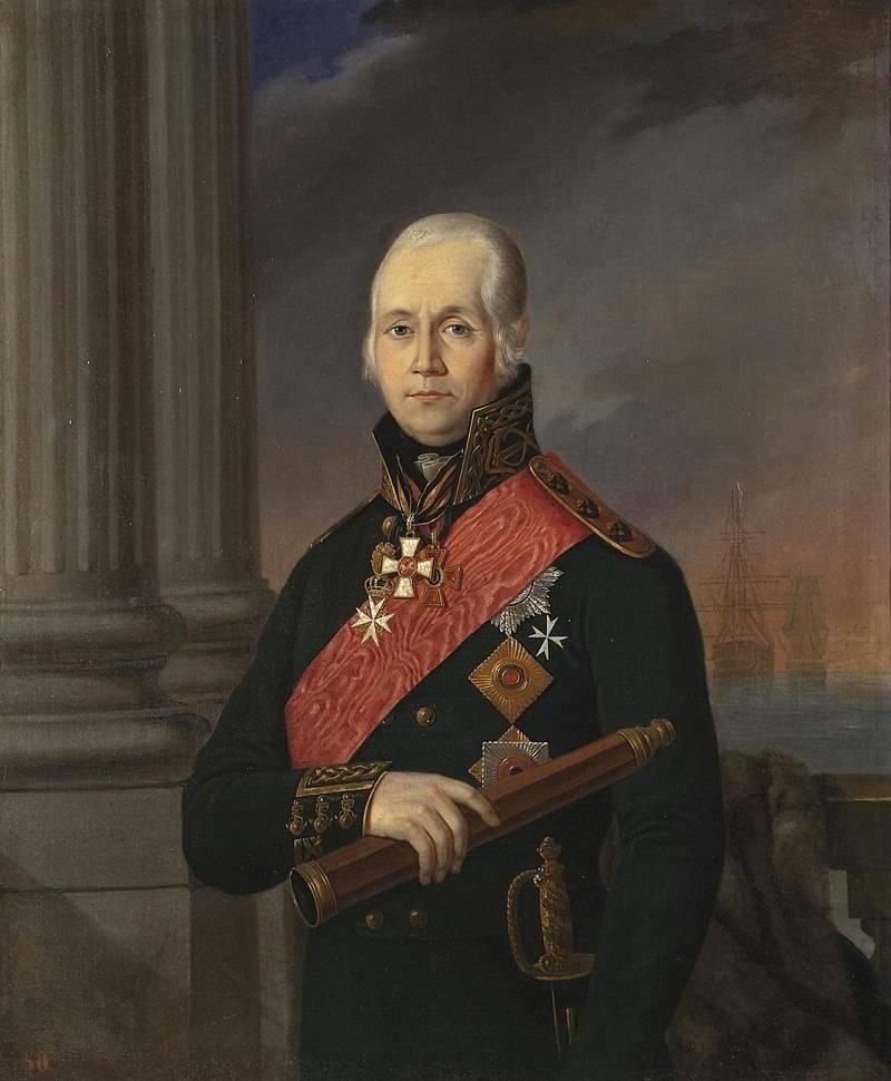 How Fyodor Ushakov Hassan Pasha at Cape Tendra defeated