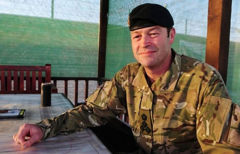 Британский генерал заявил об угрозе