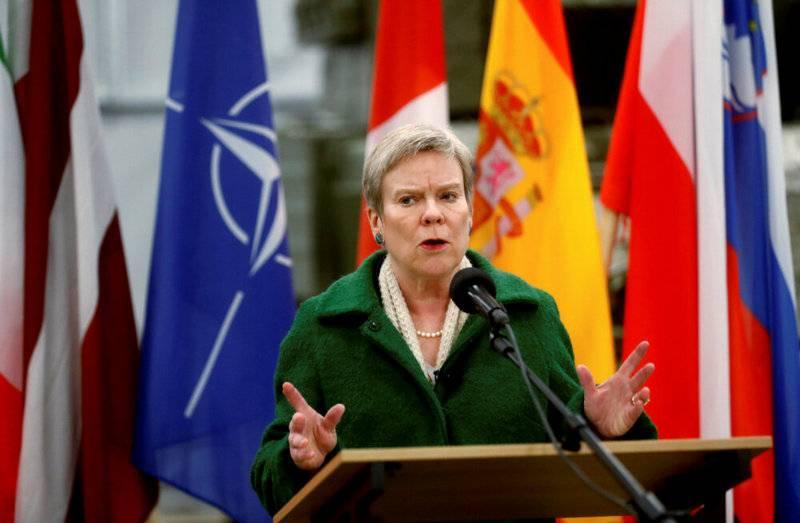 A OTAN não anunciou intenção dos EUA de implantar mísseis na Eurásia