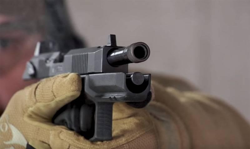 """रूसी संघ के रक्षा मंत्रालय को हस्तांतरित सेवा में बंदूक """"बोआ"""" को अपनाने के लिए सभी दस्तावेज"""