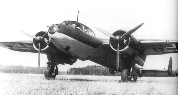 A arma da segunda guerra mundial. Lutadores noturnos. Comparações