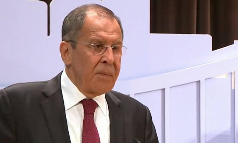 Глава МИД РФ сообщил об аспектах подписания мирного договора с Японией