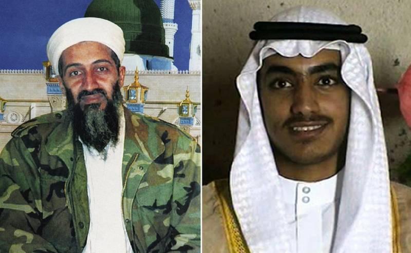 미국에서는 오사마 빈 라덴-함자의 아들을 철거한다고 발표했다.
