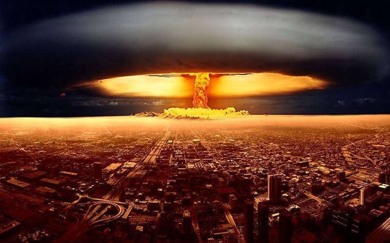 Russia has named two likely scenarios of a nuclear war