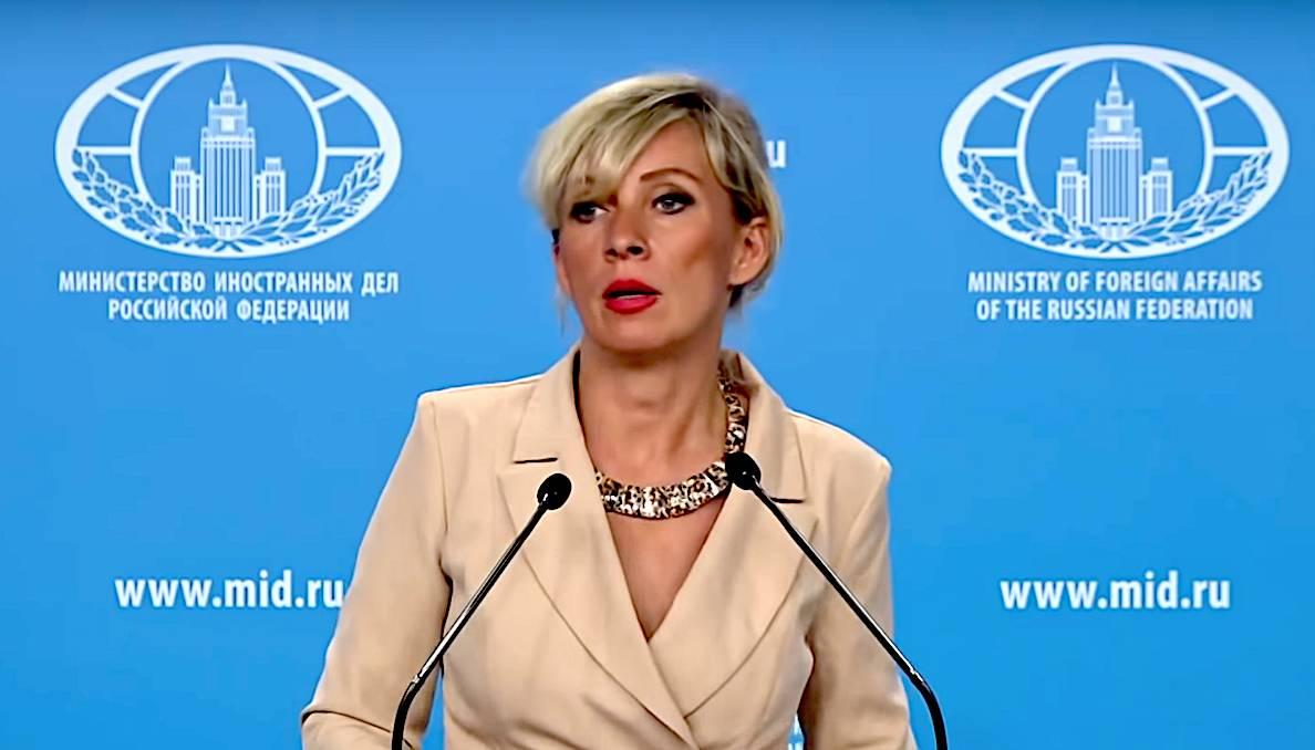 Захарова назвала фантастикой сообщения СМИ ошпионаже дипломатов заФБР