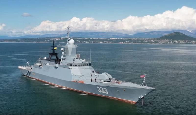 Korvet - Rus Donanması'nın işgücü
