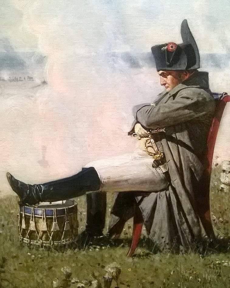 Наполеон в России. Погоня за страхом