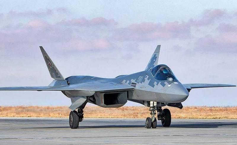 NI:ロシアのSu-57戦闘機の購入は戦争の準備を語る