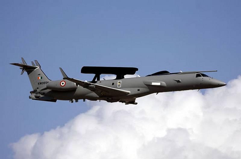 """인도 공군, 두 번째 항공기 DRLOi U """"Nepra""""국가 개발"""