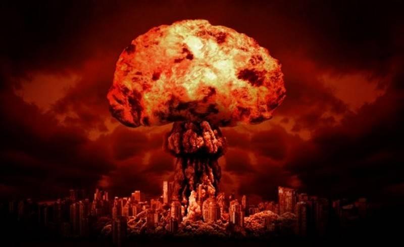 미국에서는 러시아와 미국 간의 핵 갈등 시뮬레이션