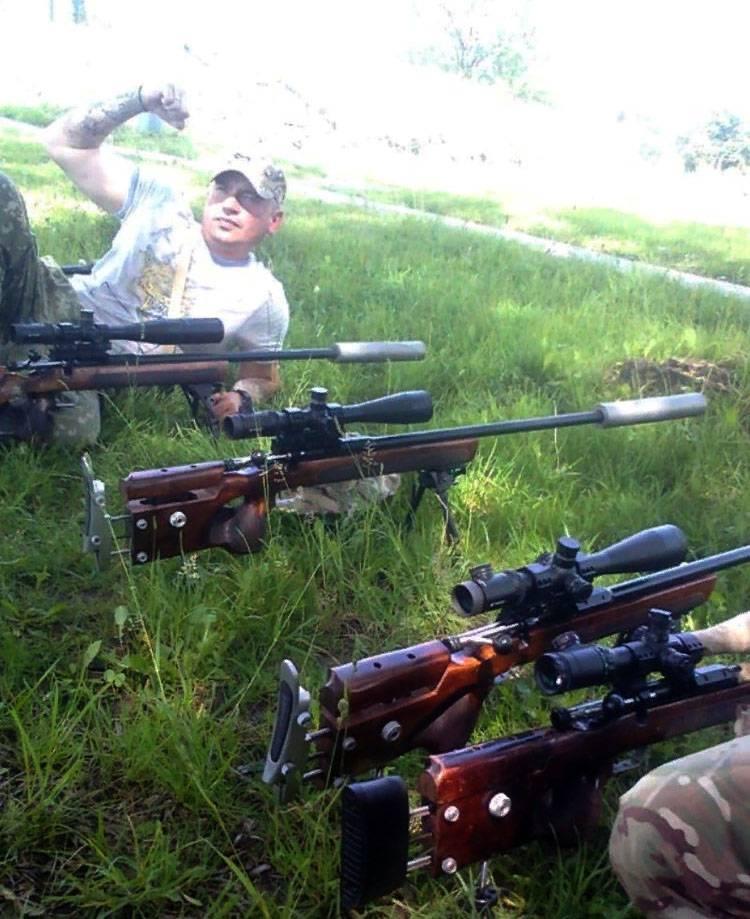 """Rufzeichen """"Bela"""": Der Funker der ukrainischen Streitkräfte, der die Einheit verlassen hatte, drohte mit der Sprengung einer Brücke in Kiew"""