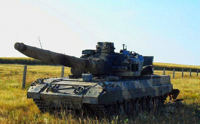 """NI: Russia could be armed with tanks much more powerful than the """"Armata"""""""