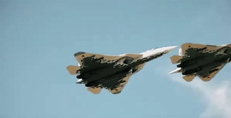 Su-57 ist in der Lage, Aufgaben im automatischen Modus mit fast 100 Prozent auszuführen