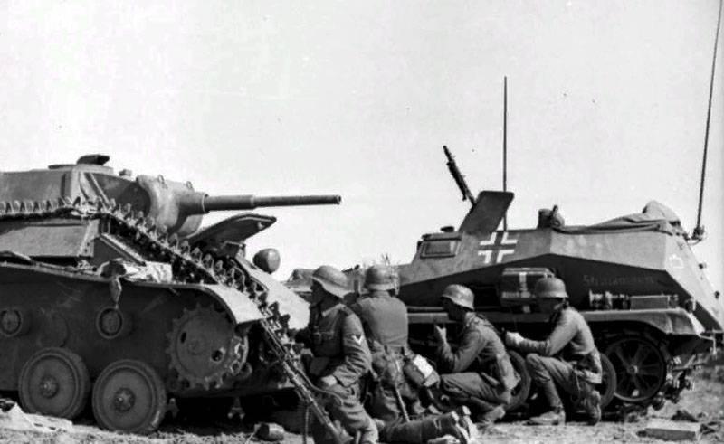 Nazilerin beklediği bir fırsat olarak Blau Operasyonu
