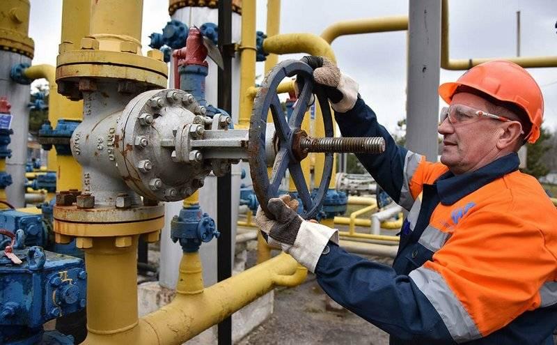 Rússia indicou sua posição nas negociações sobre trânsito de gás através da Ucrânia